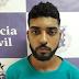 Polícia Civil prende homem suspeito de matar mulher a tiros em Serrinha