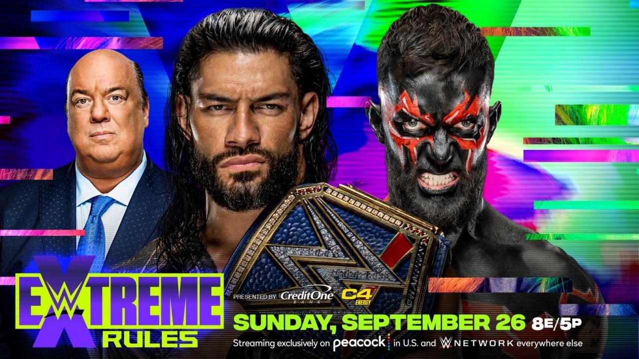 Cobertura: WWE Extreme Rules 2021 – Noite extrema!