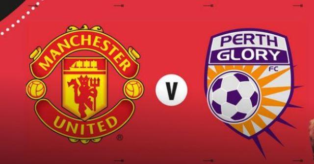 Jadwal Manchester United vs Perth Glory - Tur Pramusim 2019