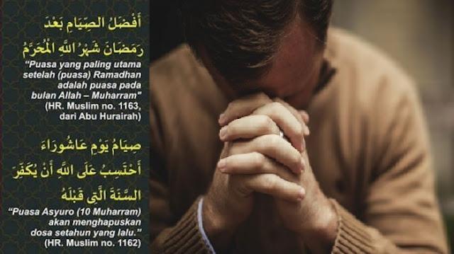 Inilah 3 Amalan Sunnah di Bulan Muharram, Jelang Tahun Baru Islam 1 Muharram