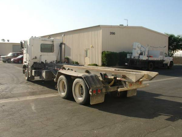 1995 Freightliner Roll Off Truck For Sale - Old Truck