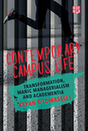 books academia education managerialism disfunction degradation incompetence nepotism