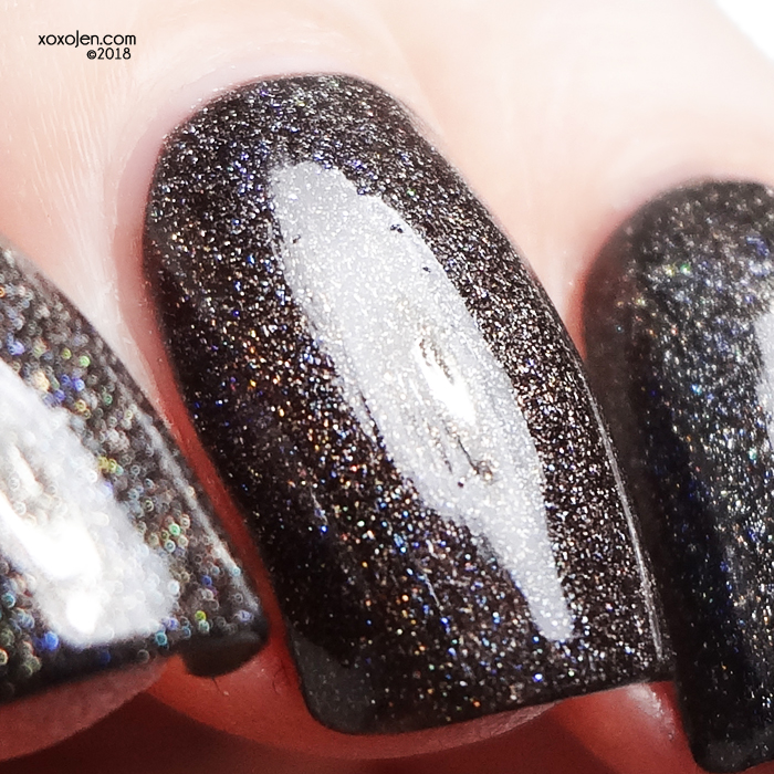 xoxoJen's swatch of OPI: My Private Jet 2007