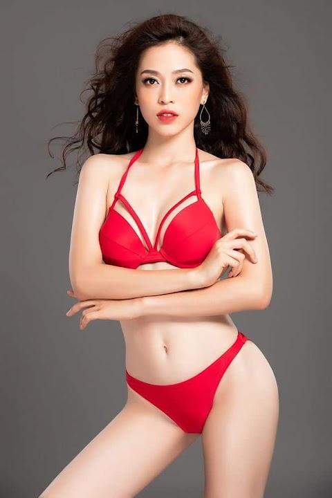 Bikini Đỏ Quyến Rũ