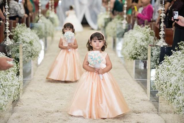 vestidos de princesa bordados