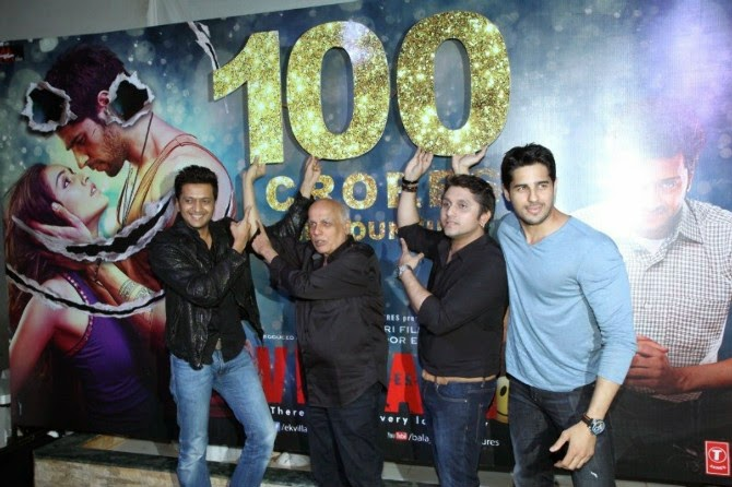 Celebs At Ek Villain Success Party