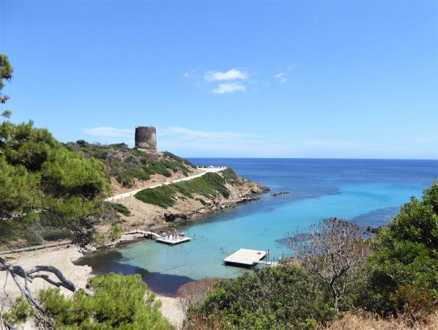 cala detenuti Asinara