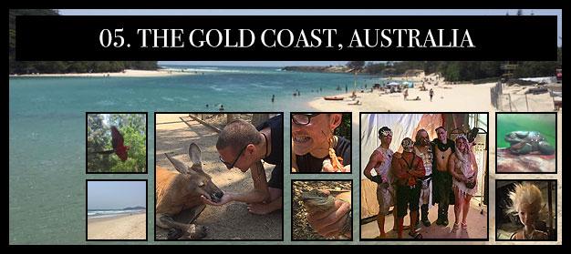 Worst to Best: Jarexit II: 5. Gold Coast, Australia