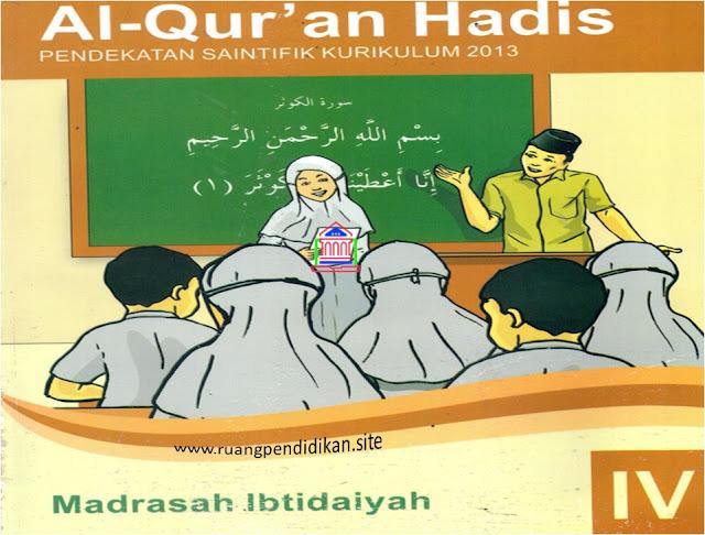 Contoh Soal PTS/UTS Al-Qur'an Hadis Kelas 4 SD/MI