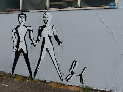 Street Art à Londres
