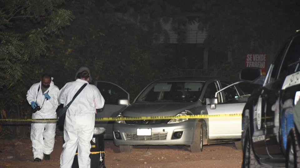 Ataque armado en sector Santa Fe de Culiacán, deja 2 muertos y un herido