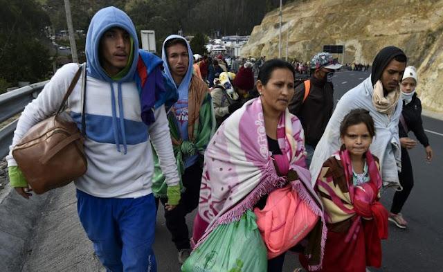 "América Latina busca una ""fórmula común"" para lidiar con flujo masivo de migrantes venezolanos"