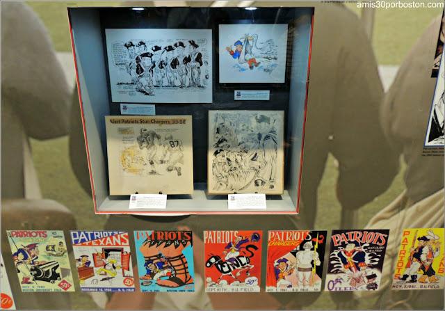 Viñetas de Pat Patriot