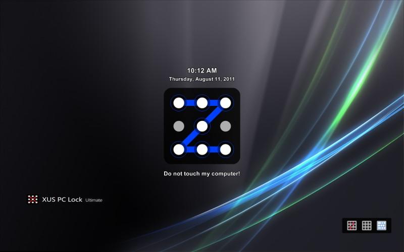 Xus Pc Lock A Powerful Lock Computer Application