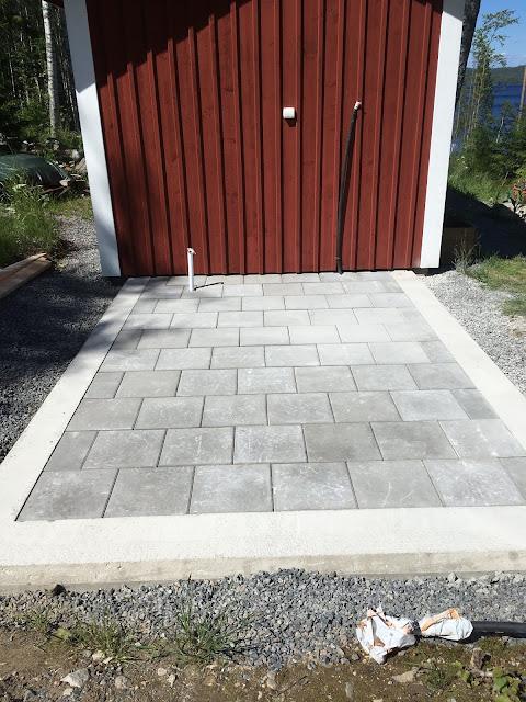 Marksten betong 35x35