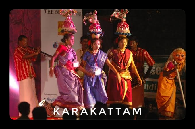 About Karakattam in tamil | கரகாட்டம்