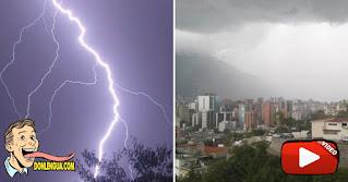 Cordonazo de San Francisco dejó a Caracas inundada y con árboles caídos