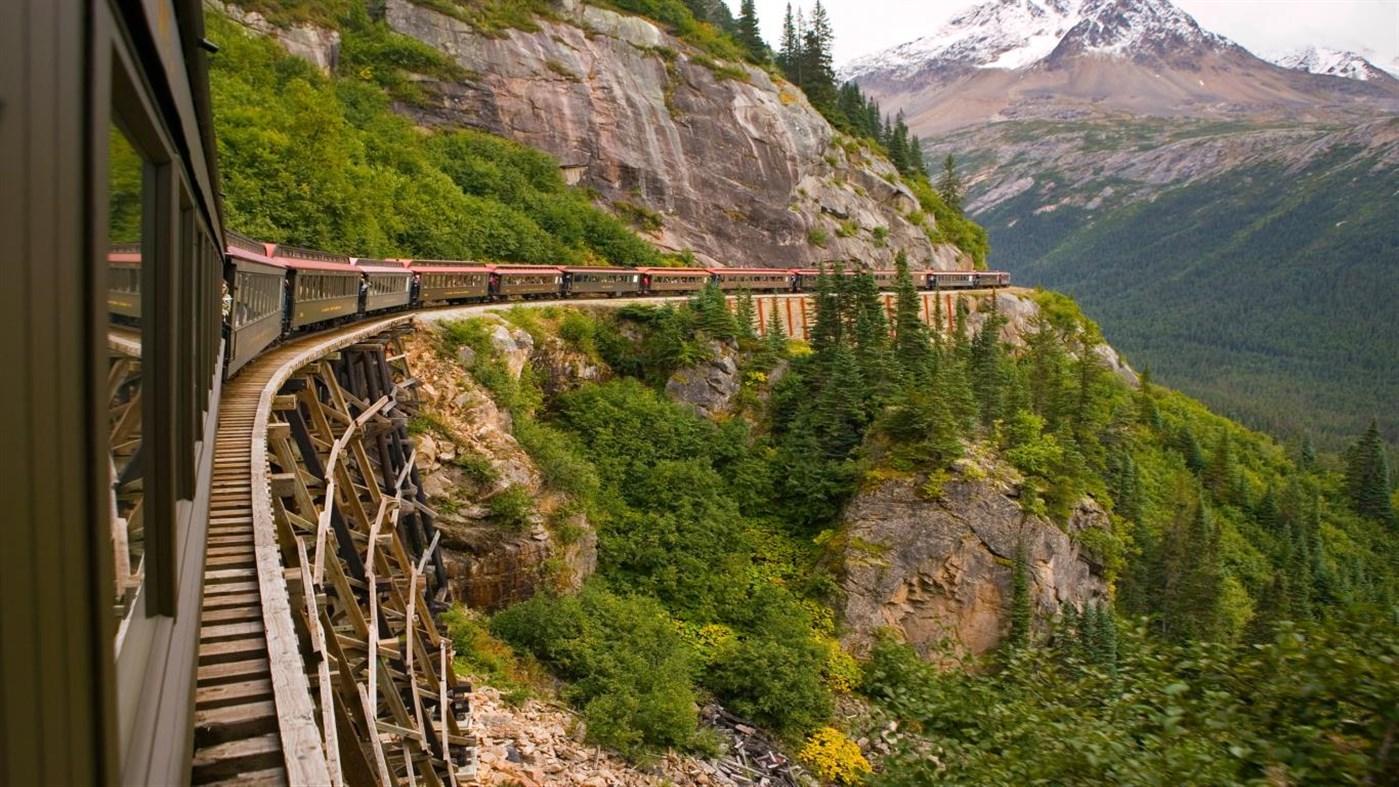 Download Panoramic Train Views PREMIUM, Tema per Windows 10