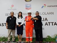 Chevron Pacific Indonesia - Penerimaan Untuk D3, S1 July - August 2019