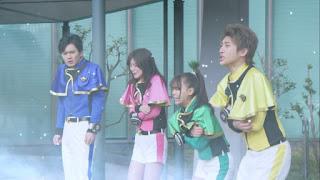 Mashin Sentai Kiramager - 07 Subtitle Indonesia and English