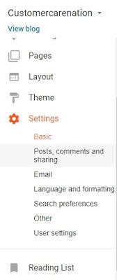 Blogger Me Custom Domain Kaise Add Kare
