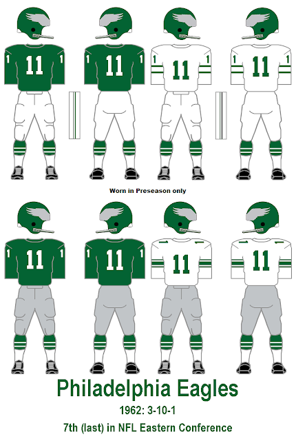 63305fb876a Bill's Update Blog: 1962 Philadelphia Eagles