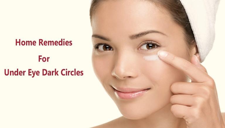 Natural Ways Remove Under Eye Dark Circles