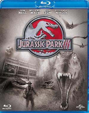 Jurassic Park III (2001) 480p 300MB Blu-Ray Hindi Dubbed Dual Audio [Hindi – English] MKV