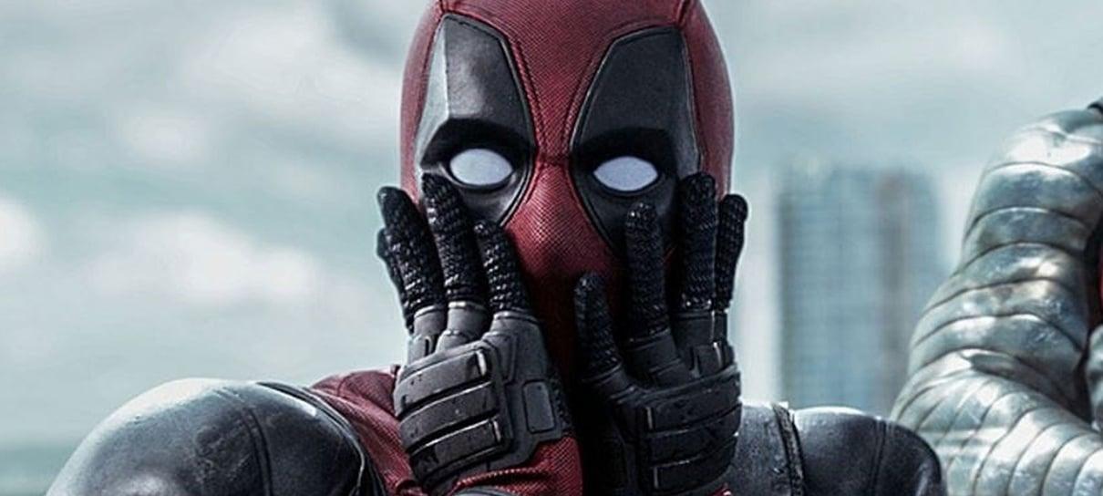 Deadpool 3 está sendo produzido pela Marvel