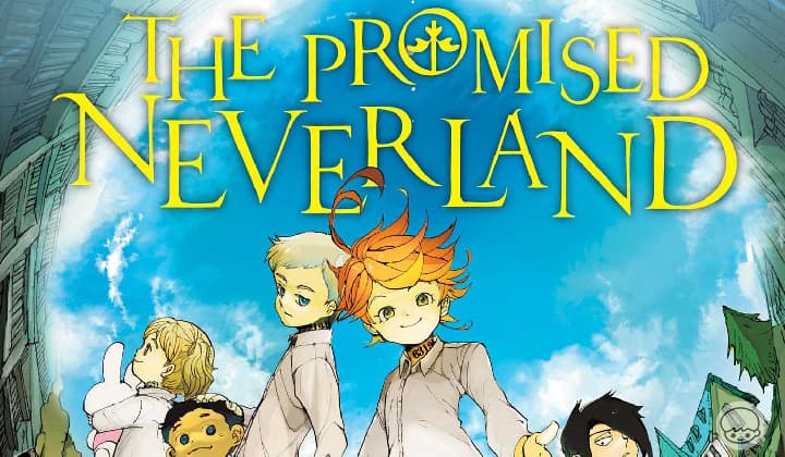 The Promised Neverland - อนิเมะดราม่า เนื้อหาโหด หดหู่และกระชากใจ