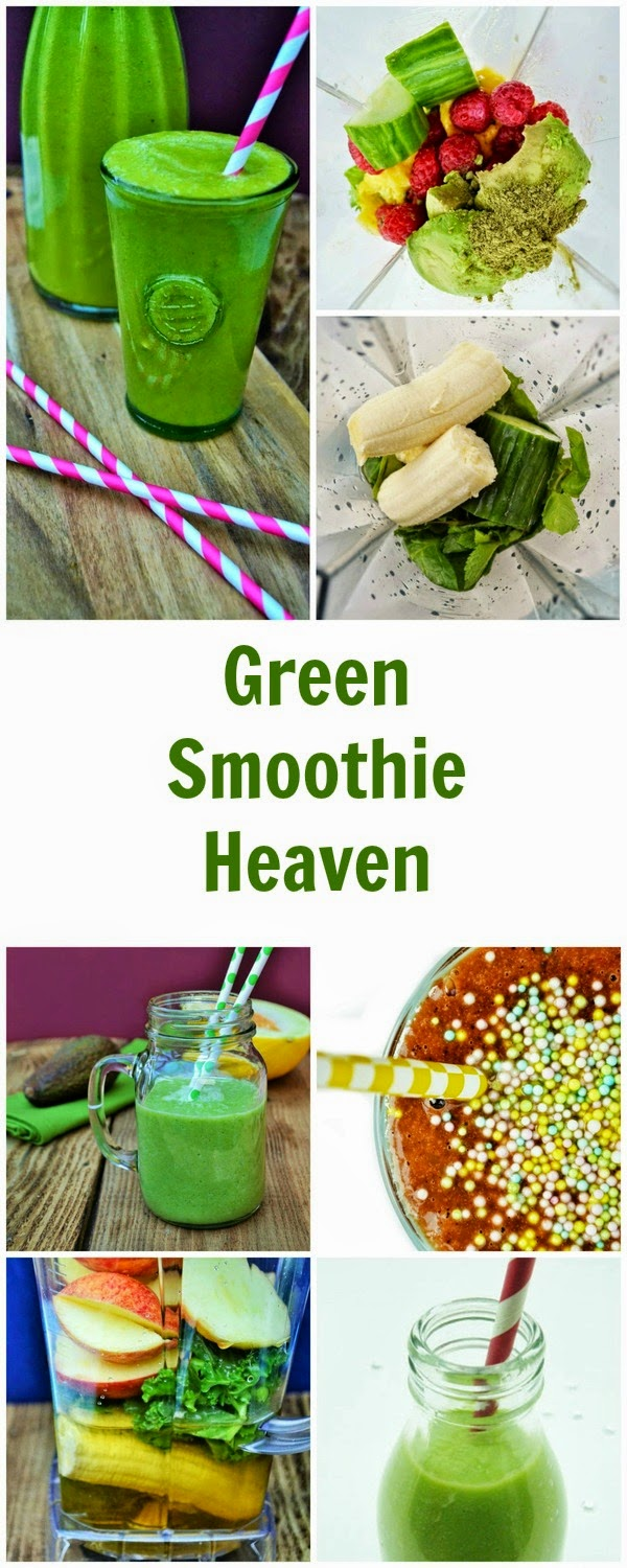The best green smoothies