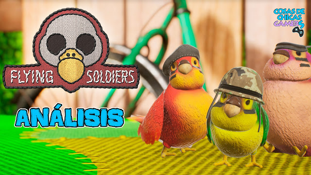 Análisis de Flying Soldiers en PlayStation 4