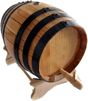 wine barrel © Dave Di Biase
