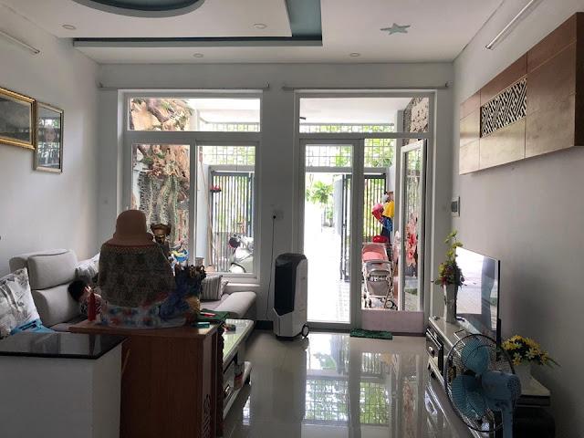 Bán nhà 3 tầng khu Nam Việt Á thiết kế đẹp