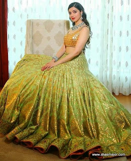indian wedding reception dresses for the bride