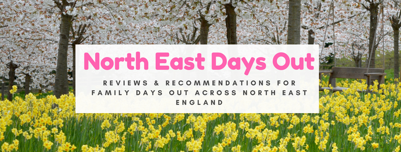 The Ultimate Guide to What's on in the North East for Kids | May Half Term