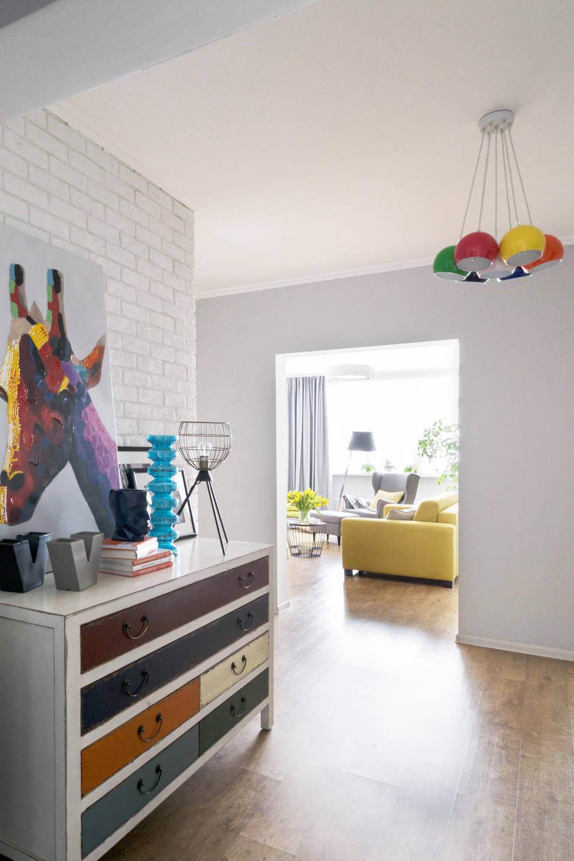 apartamento pequeño