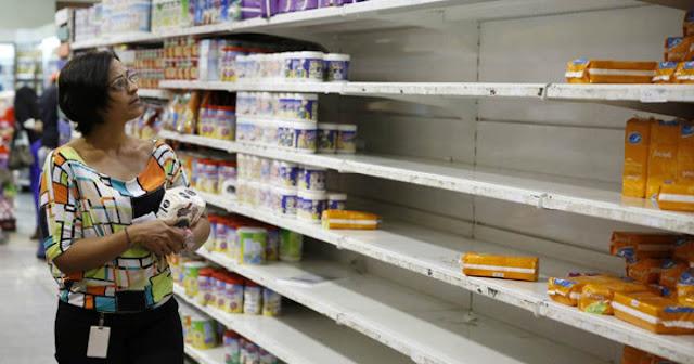 Inflación anualizada en Venezuela alcanzó 833.997%