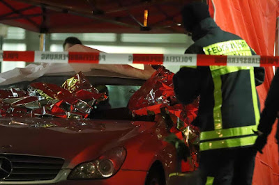 Allemagne: deux fusillades font  9 morts