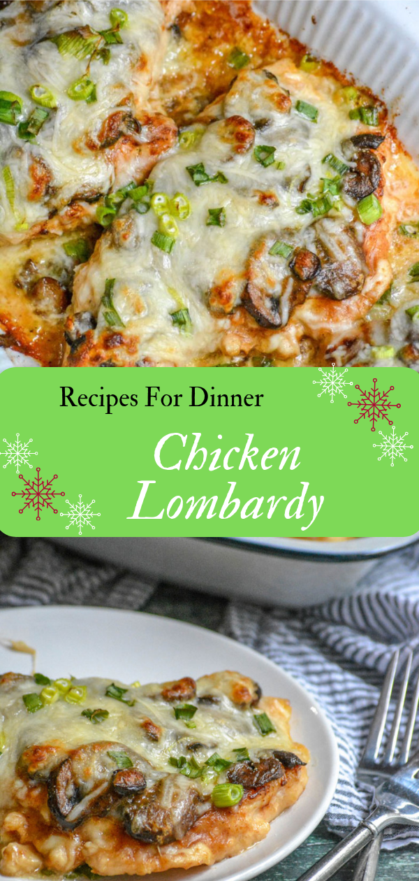 Recipes For Dinner | Chicken Lombardy | Chicken Recipes Healthy, Chicken Recipes Easy, Chicken Recipes Baked, Chicken Recipes 21 Day Fix, Chicken Recipes For Dinner, Chicken Recipes Casserole, Chicken Recipes Crockpot, Chicken Recipes Keto, Chicken Recipes Grilled, Chicken Recipes Shredded, Chicken Recipes Mexican, Chicken Recipes Quick, Chicken Recipes Boneless, Chicken Recipes Pasta, Chicken Recipes Oven, Chicken Recipes Instant Pot, Chicken Recipes Rotisserie, Chicken Recipes Drumstick, Chicken Recipes Asian, Chicken Recipes Whole, Chicken Recipes Low Carb, Chicken Recipes Creamy, Chicken Recipes Italian, Chicken Recipes Stuffed, Chicken Recipes Skillet, Chicken Recipes Videos, Chicken Recipes Roasted, Chicken Recipes Ranch, Chicken Recipes Chinese, Chicken Recipes Garlic, Chicken Recipes Paleo, Chicken Recipes Breaded, Chicken Recipes Leftover, Chicken Recipes Bone In, Chicken Recipes Ground, Chicken Recipes Fried, Chicken Recipes Simple, Chicken Recipes Spicy, Chicken Recipes Buffalo, Chicken Recipes BBQ, Chicken Recipes Slow Cooker, Chicken Recipes Mushroom, Chicken Recipes Lemon, Chicken Recipes Curry, Chicken Recipes Greek, Chicken Recipes Weight Watchers, Chicken Recipes Cooked, Chicken Recipes Stove Top, Chicken Recipes Marinated, Chicken Recipes Orange, Chicken Recipes Instapot, Chicken Recipes Pesto, Chicken Recipes Teriyaki, Chicken Recipes Thai, Chicken Recipes Clean, Chicken Recipes Pan, Chicken Recipes Gluten Free, Chicken Recipes Brown Sugar, Chicken Recipes Frozen, Chicken Recipes Indian, Chicken Recipes For Kids, Chicken Recipes Thighs, Chicken Recipes For Two, Chicken Recipes Slimming World, Chicken Recipes Cream Of, Chicken Recipes Fast, Chicken Recipes Rice, Chicken Recipes Summer, Chicken Recipes Diced, Chicken Recipes Crispy, Chicken Recipes Air Fryer, Chicken Recipes Best, Chicken Recipes Left Over, Chicken Recipes Cheap, Chicken Recipes Honey, Chicken Recipes Cajun, Chicken Recipes Parmesan, Chicken Recipes Boiled, Chicken Recipes Canned,  #chicken, #recipes, #dinner, #recipesforfamily, #chickenrecipes, #delicious, #yummy,