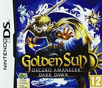 Golden Sun Oscuro Amanecer