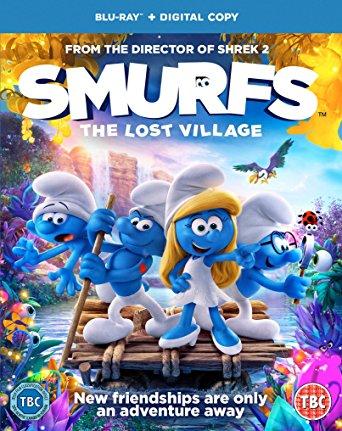 Smurfs The Lost Village 2017 720p
