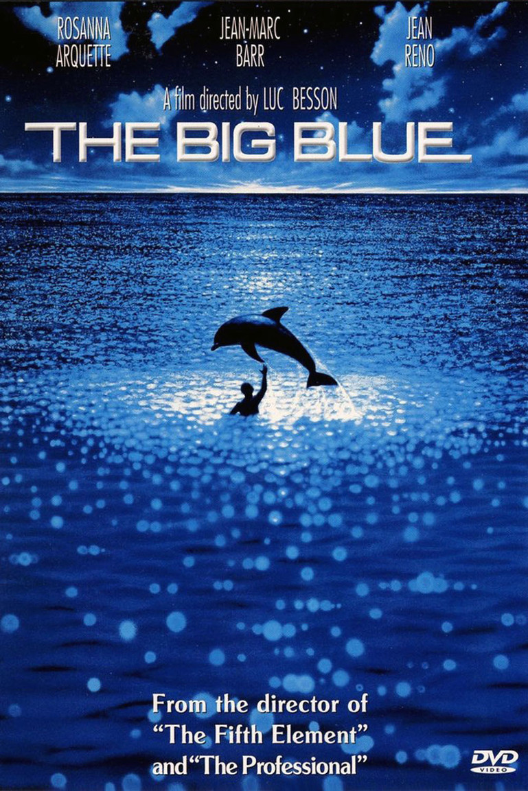 The Big Blue (1988) ταινιες online seires oipeirates greek subs