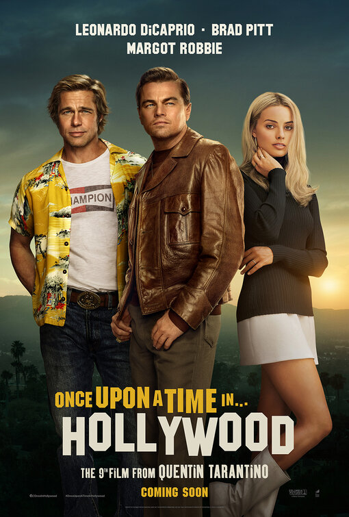 Dr Donnas Movie Reviews Once Upon A Time In Hollywood