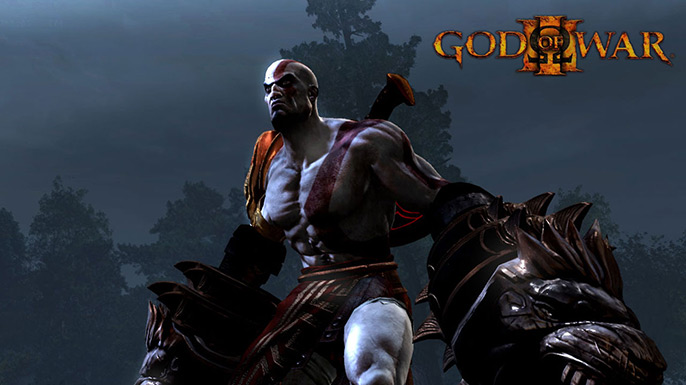 Comprar God of War III Black Friday