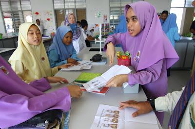 Peer Coaching Pembelajaran Abad 21 bersama PPD Sabak Bernam, Selangor