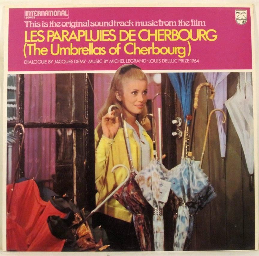 Les parapluies de Cherbourg (Los paraguas de Cherburgo)