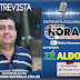 Adustina-BA: Ex-prefeito Zé Aldo concederá entrevista à Rádio Abrasom