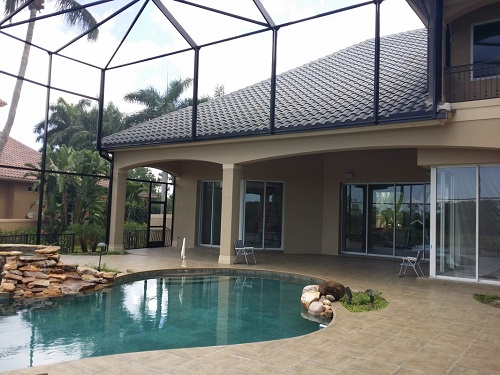 Pool Screen Installation And Repair Services In Tampa Fl