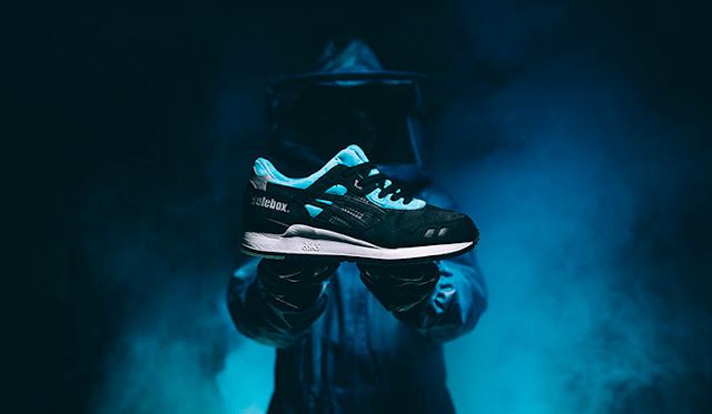GEL-LYTE RUNNER, Asics Tiger, Asics, Suits and Shirts, sneakers, Solebox, Blue Carpenter Bee, Hikmet Sugoer,